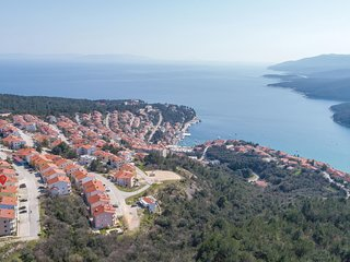 Beautiful home in Rabac w/ WiFi and 2 Bedrooms