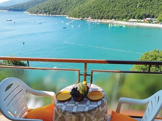 Nice home in Rabac w/ WiFi and 2 Bedrooms (CIO054)