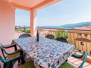 Amazing home in Rabac w/ WiFi and 3 Bedrooms