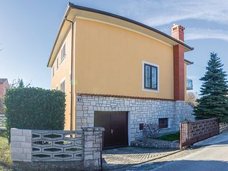 Stunning home in Labin w/ WiFi and 2 Bedrooms