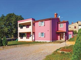 Beautiful home in Labin w/ WiFi and 4 Bedrooms
