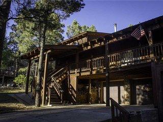Pagosa Luxury Log Cabin
