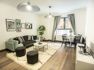 In the Heart of Merchant City - Cool and Central Pad