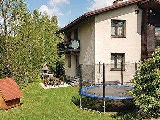 Amazing home in Desna Ii w/ Sauna, WiFi and 4 Bedrooms