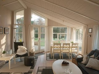 Beautiful home in Væggerløse w/ WiFi and 3 Bedrooms
