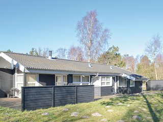 Beautiful home in Ålbæk w/ Sauna, WiFi and 3 Bedrooms (A17124)