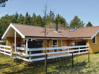 Stunning home in Ålbæk w/ Sauna, WiFi and 3 Bedrooms (A17530)