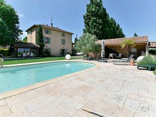 4 bedroom Villa in Genissieux, Auvergne-Rhone-Alpes, France - 5774364