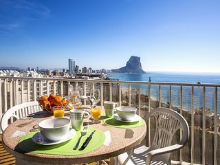 Fabiola1 70 2 - Apartment with spectacular sea views and pool close to beach