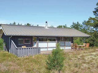 Beautiful home in Ålbæk w/ Sauna, WiFi and 3 Bedrooms
