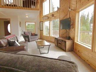 Alaska Fish Catcher Lodge Room 4, alquiler vacacional en Sterling