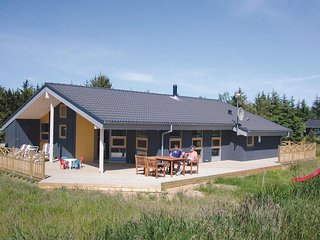 Awesome home in Jerup w/ Sauna, WiFi and 4 Bedrooms (A19501)
