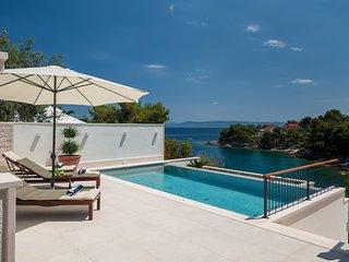 Luxury Waterfront Villa Island of Brac, Croatia