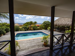 Casa El Tropico, an attractive villa with great views