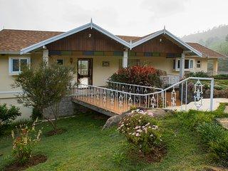 4BHK Long Walk villa in Coonoor