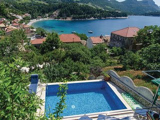 Stunning home in Trstenik w/ WiFi and 1 Bedrooms