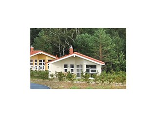 Amazing home in Tropical Islands w/ Sauna, WiFi and 2 Bedrooms (DTI652)