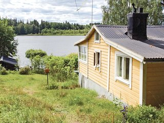 Awesome home in Katrineholm w/ 3 Bedrooms