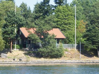 Stunning home in Oxelösund w/ Sauna and 5 Bedrooms