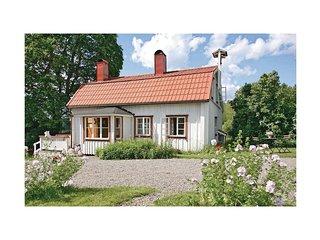 Nice home in Rimbo w/ 3 Bedrooms