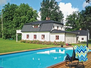 Amazing home in Malmköping w/ WiFi and 5 Bedrooms (S43212)