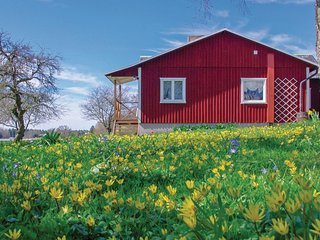 Amazing home in Visby w/ WiFi and 1 Bedrooms