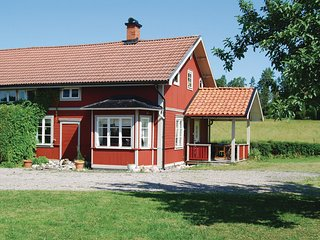 Beautiful home in Malmkoping w/ Sauna, WiFi and 2 Bedrooms