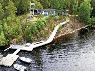 Awesome home in Årjäng w/ WiFi and 3 Bedrooms