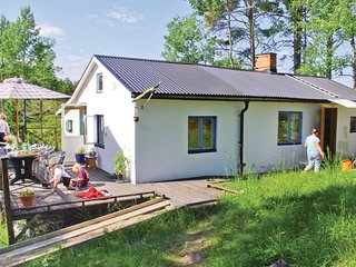 Stunning home in Norrtalje w/ 2 Bedrooms