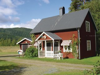 Stunning home in Stollet w/ Sauna, WiFi and 1 Bedrooms