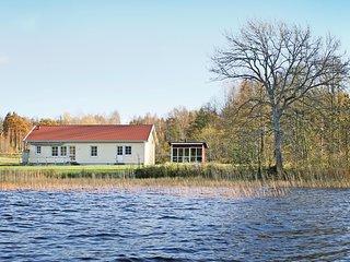 Beautiful home in Svanskog w/ Sauna and 3 Bedrooms