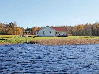 Awesome home in Svanskog w/ Sauna and 3 Bedrooms (S45175)