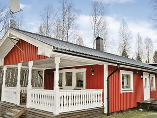 Awesome home in Sysslebäck w/ 2 Bedrooms