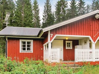 Stunning home in Torsby w/ Sauna and 2 Bedrooms (S45336)