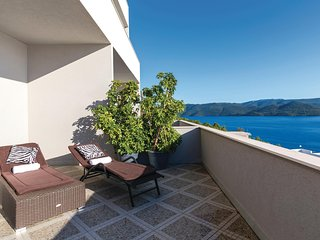 Stunning home in Klek w/ WiFi and 1 Bedrooms (CDR182)