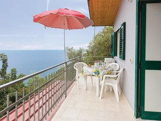 Stunning home in Vico Equense NA w/ 2 Bedrooms