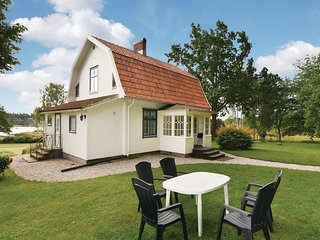 Beautiful home in Kopmannebro w/ WiFi and 3 Bedrooms