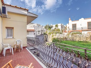 Awesome home in Barano d'Ischia w/ WiFi and 2 Bedrooms