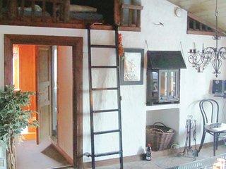 Nice home in Salen w/ Sauna and 4 Bedrooms