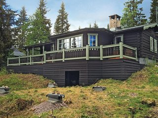 Nice home in Sälen w/ Sauna and 4 Bedrooms