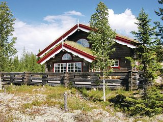 Stunning home in Sälen w/ Sauna, WiFi and 7 Bedrooms