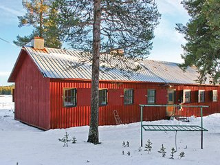 Amazing home in Arvidsjaur w/ Sauna and 8 Bedrooms (S49506)