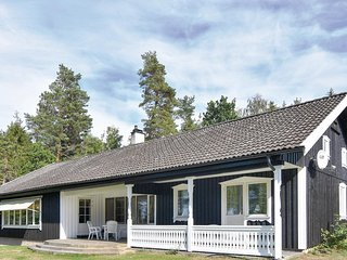 Awesome home in Sjotorp w/ WiFi and 4 Bedrooms