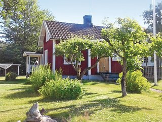 Awesome home in Sjotorp w/ WiFi and 1 Bedrooms