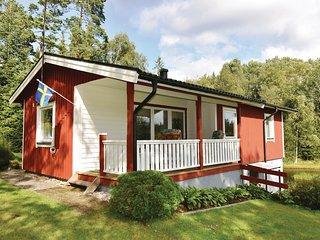 Beautiful home in Mjöback w/ 2 Bedrooms (S50104)
