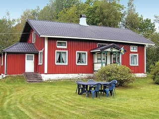 Amazing home in Ambjörnarp w/ 3 Bedrooms and WiFi (S50026)