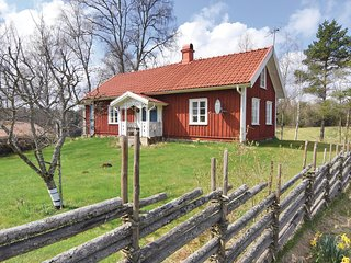 Stunning home in Ambjörnarp w/ WiFi and 1 Bedrooms