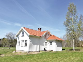 Awesome home in Sollebrunn w/ WiFi and 3 Bedrooms