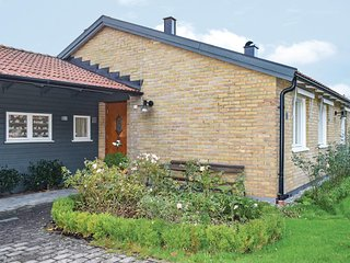 Amazing home in Mölndal w/ WiFi and 3 Bedrooms