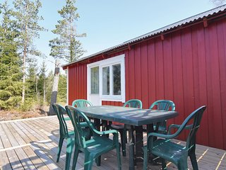Stunning home in Timmersdala w/ WiFi and 2 Bedrooms
